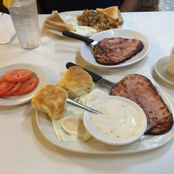 Photo Of Hearth Restaurant Martin Tn United States Ham Maters With