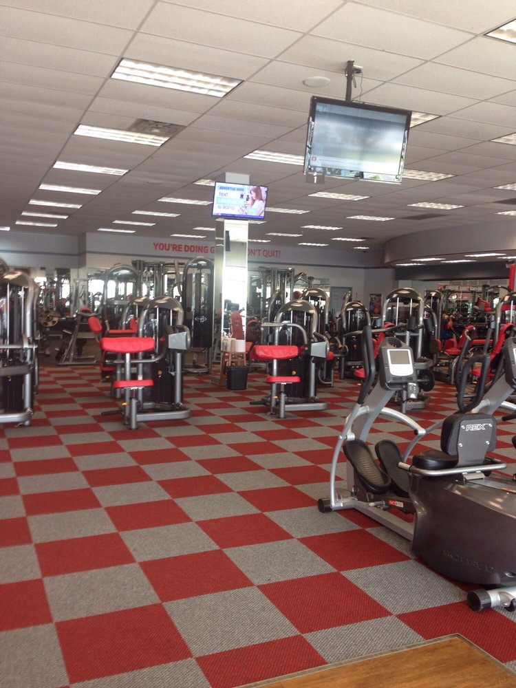Workout Anytime Huntsville