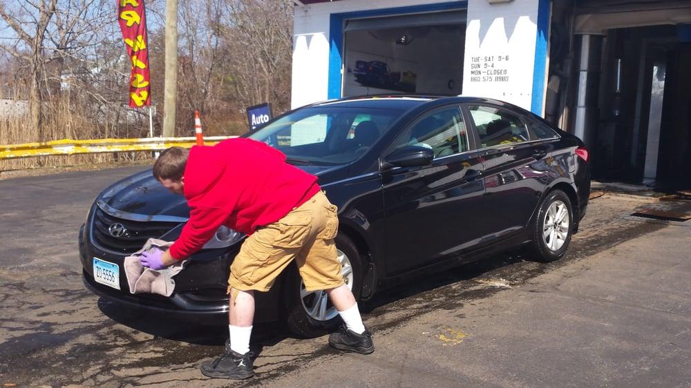 Clinton Ct Car Wash