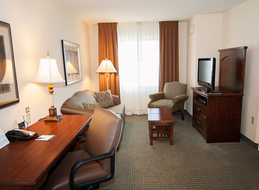 One And Two Bedroom Suites Feature A Separate Living Room With Full Size Sofa