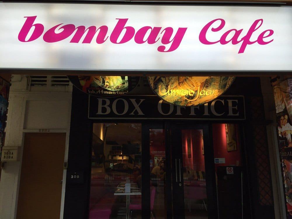 Bombay Cafe Yelp