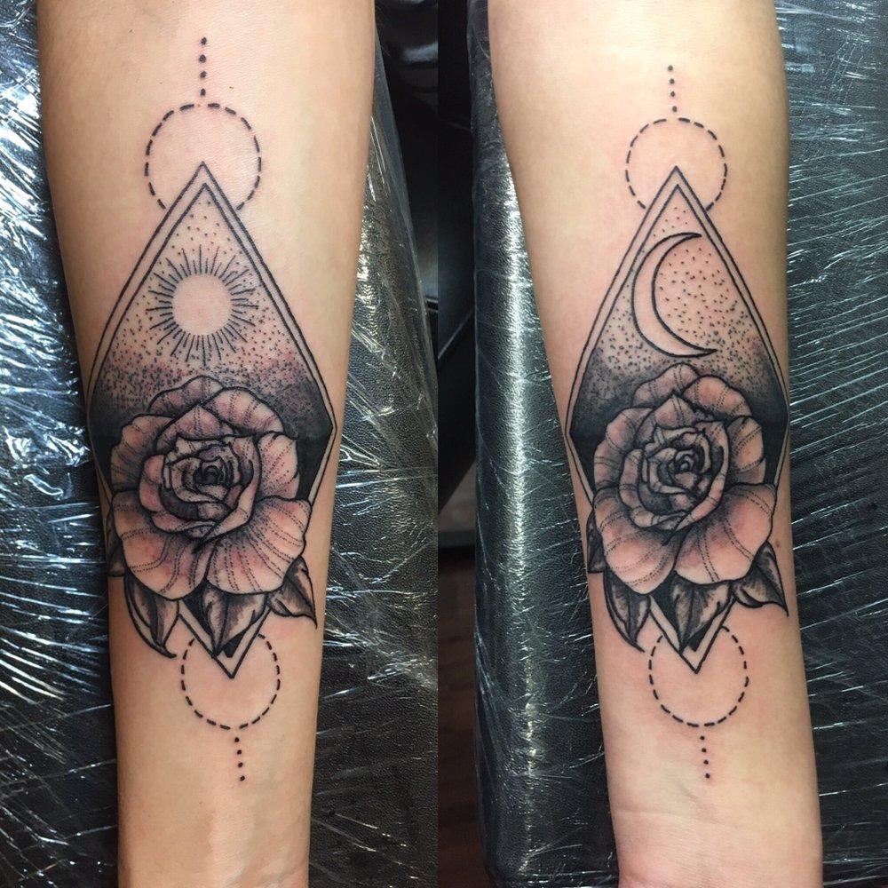 The Shop Tattoos & Piercings: 618 Main St, Alamosa, CO
