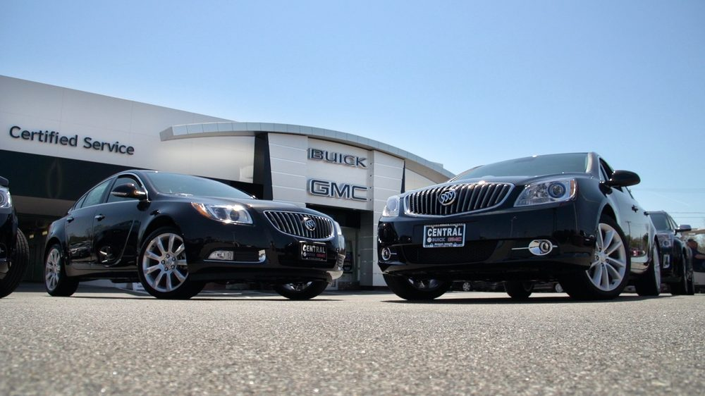 Gmc Dealers Ma >> Central Buick GMC - 15 Photos & 47 Reviews - Car Dealers ...
