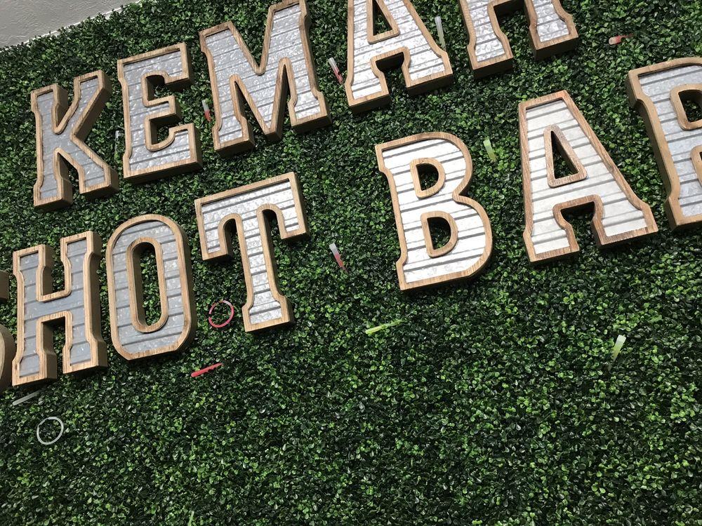 Kemah Shot Bar: 604 6th St, Kemah, TX