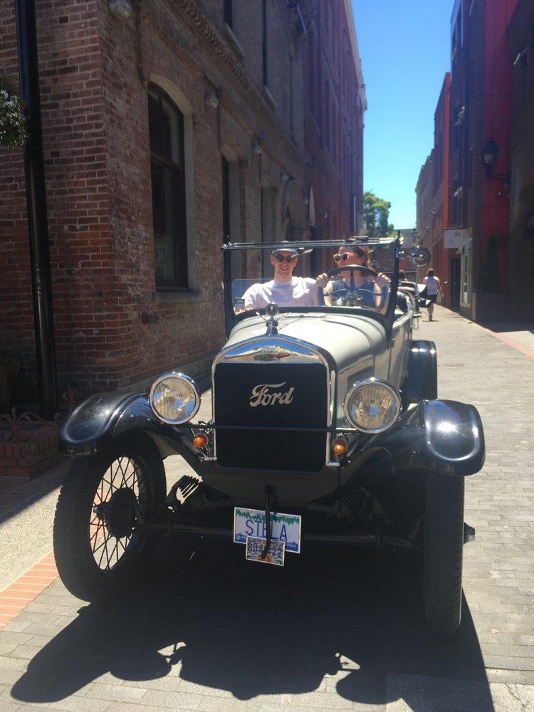 Classic Car Tours: 181 Burnside Road W, Victoria, BC