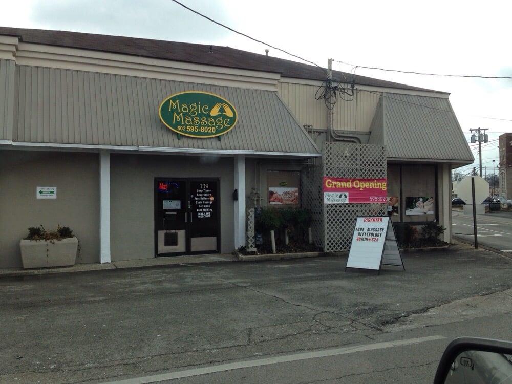 Magic Massage - Massage - 139 Saint Matthews Ave, St ...