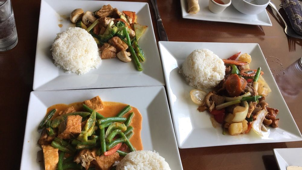 Samui Thai Cuisine: 385 Main St S, Southbury, CT