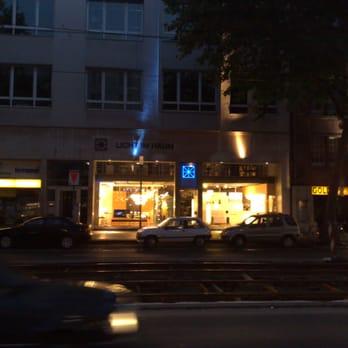 Licht Düsseldorf licht im raum dinnebier beleuchtung graf adolf str 49