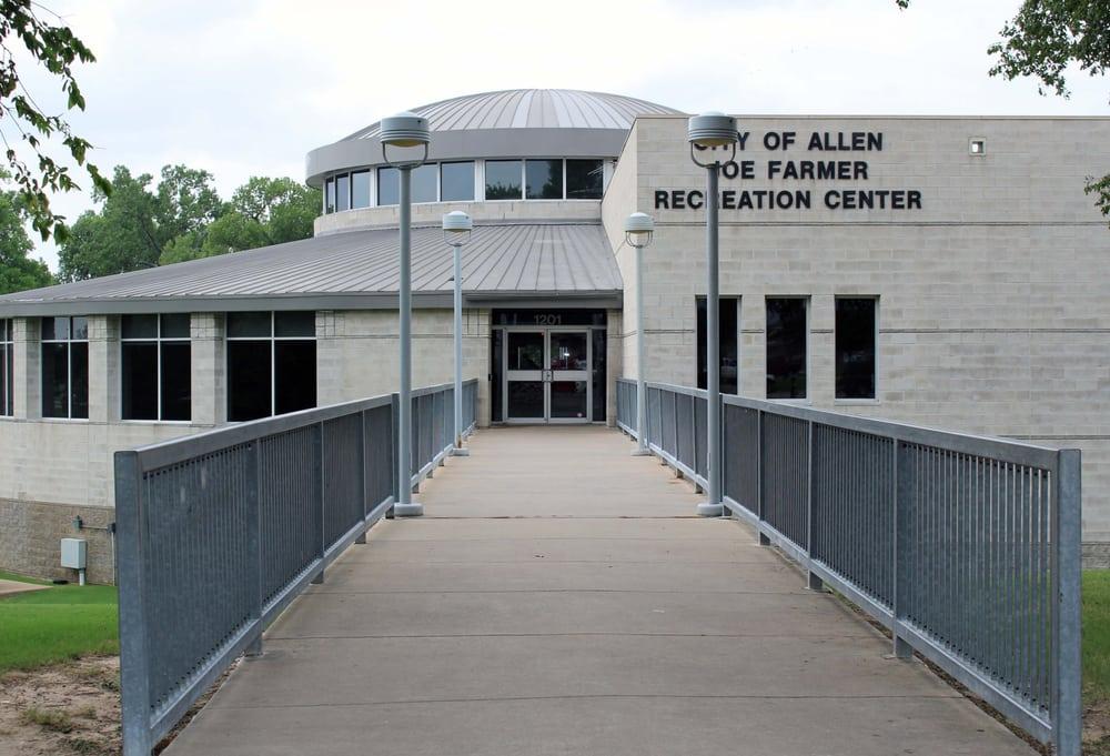 Joe Farmer Recreation Center: 1201 E Bethany Dr, Allen, TX