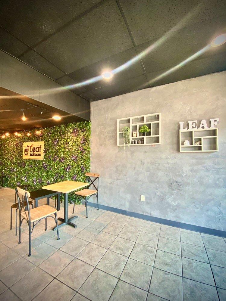 Leaf Teahouse: 1912 E Pawnee St, Wichita, KS