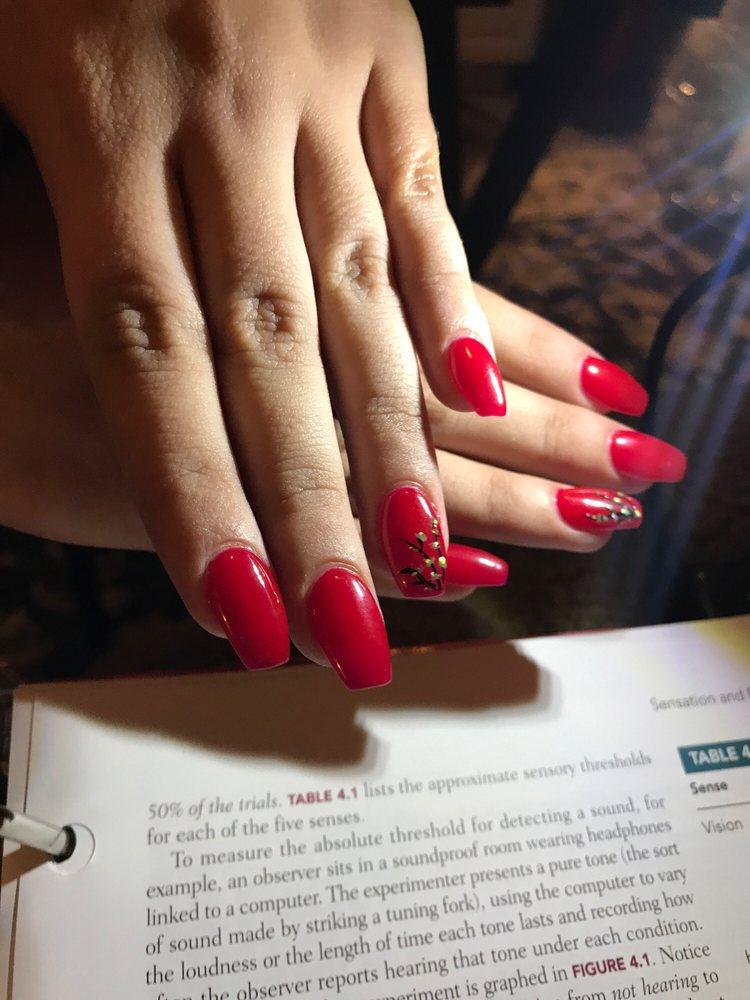 Organic Nails & Spa 2: 12589 Fair Lakes Cir, Fairfax, VA