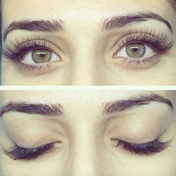 Belleza Natural Eyelash Extensions 24 Photos Makeup Artists