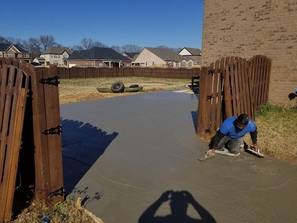 Dalt Concrete: 674 Berkley Rd, Gurley, AL