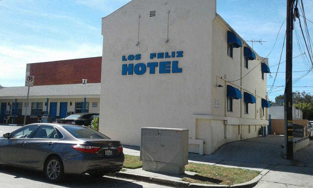 Los Feliz Hotel