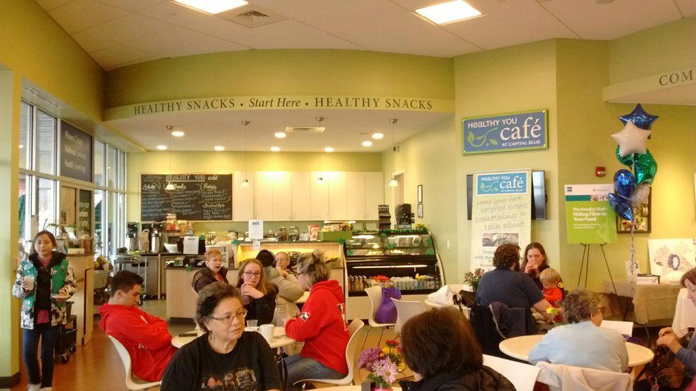 Healthy You Cafe: 4500 Marketplace Way, Enola, PA