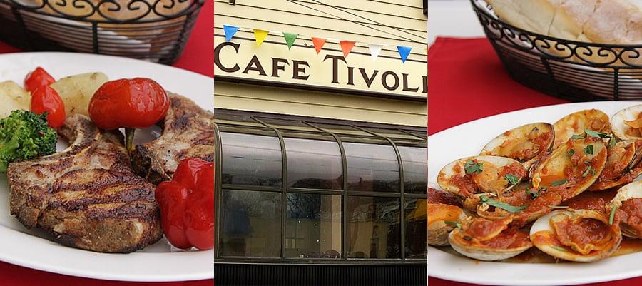 Cafe Tivoli  Shaler Blvd Ridgefield Nj