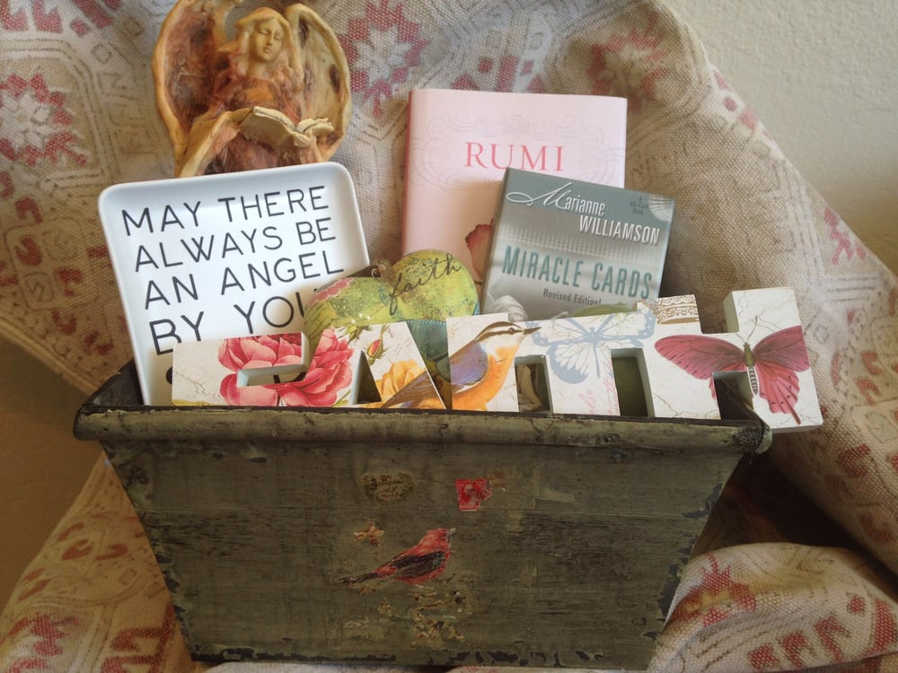 Beautiful Basket That They Made For My Wedding Planner Yelp