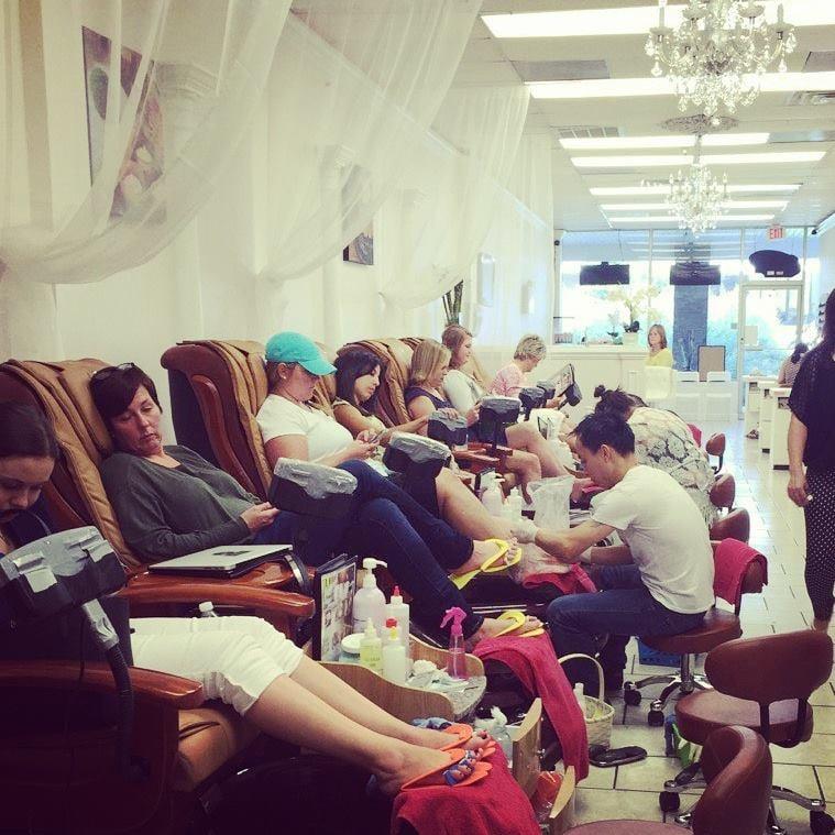 Nail Art Salon Spa Charlottesville Va