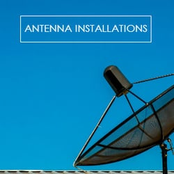 Antenna installation blacktown