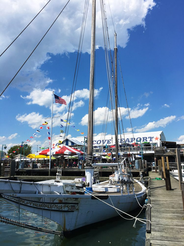 Social Spots from Captain's Cove Seaport
