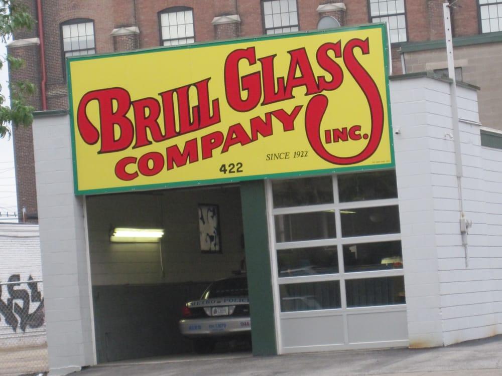 M Brill Glass Co