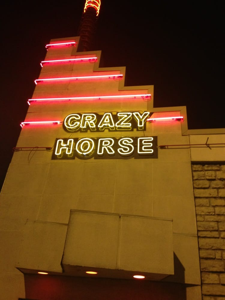 crazy horse strip club cleveland
