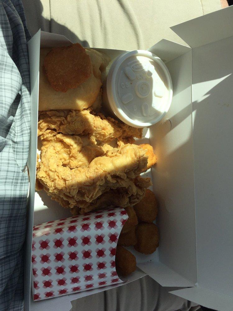 Bush's Chicken: 680 W US Hwy 84, Fairfield, TX
