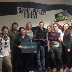 Escape The Room Philly Dig