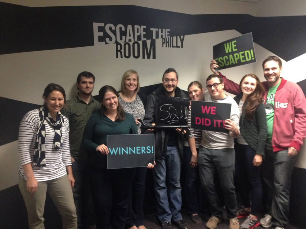 Escape The Room Philly Yelp