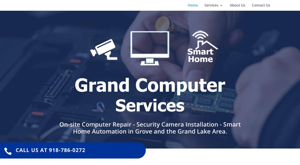 Grand Computer Services: Grove, OK
