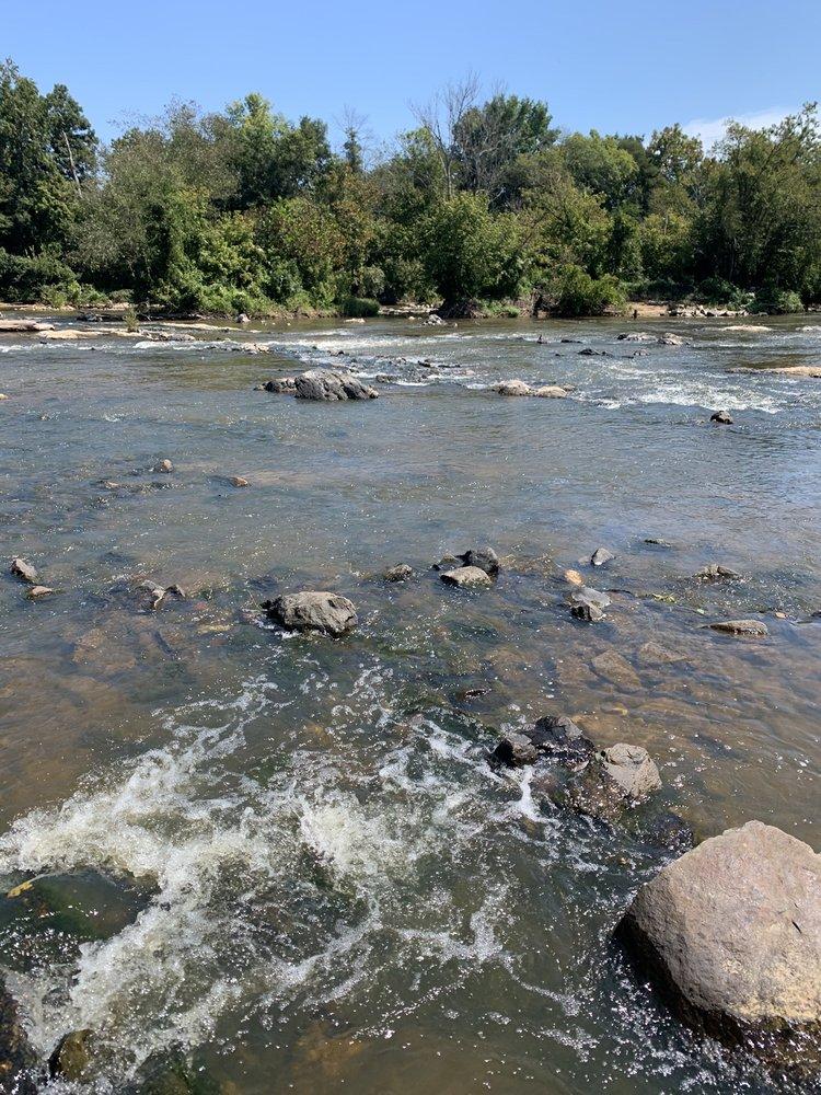 Swepsonville River Park: 2472 Boywood Rd, Graham, NC