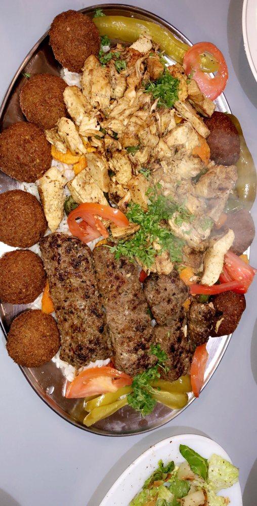 Beirut La Pita: 11748 Belleville Rd, Belleville, MI