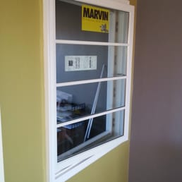 Marvin replacement push out casement with retractable for Marvin screens