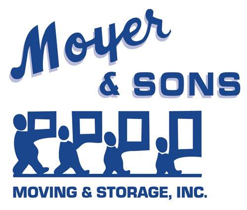 Moyer & Sons Moving & Storage: 13050 Shawnee Ln, Clarksburg, MD