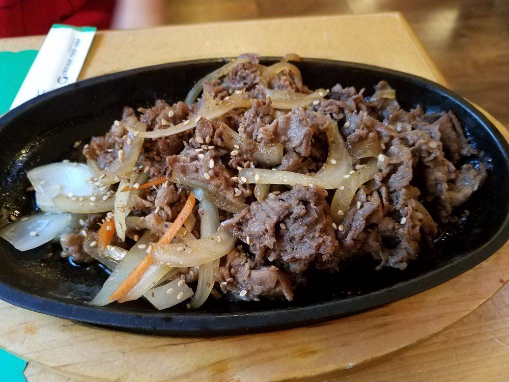 Food from Seoul Korean Restaurant