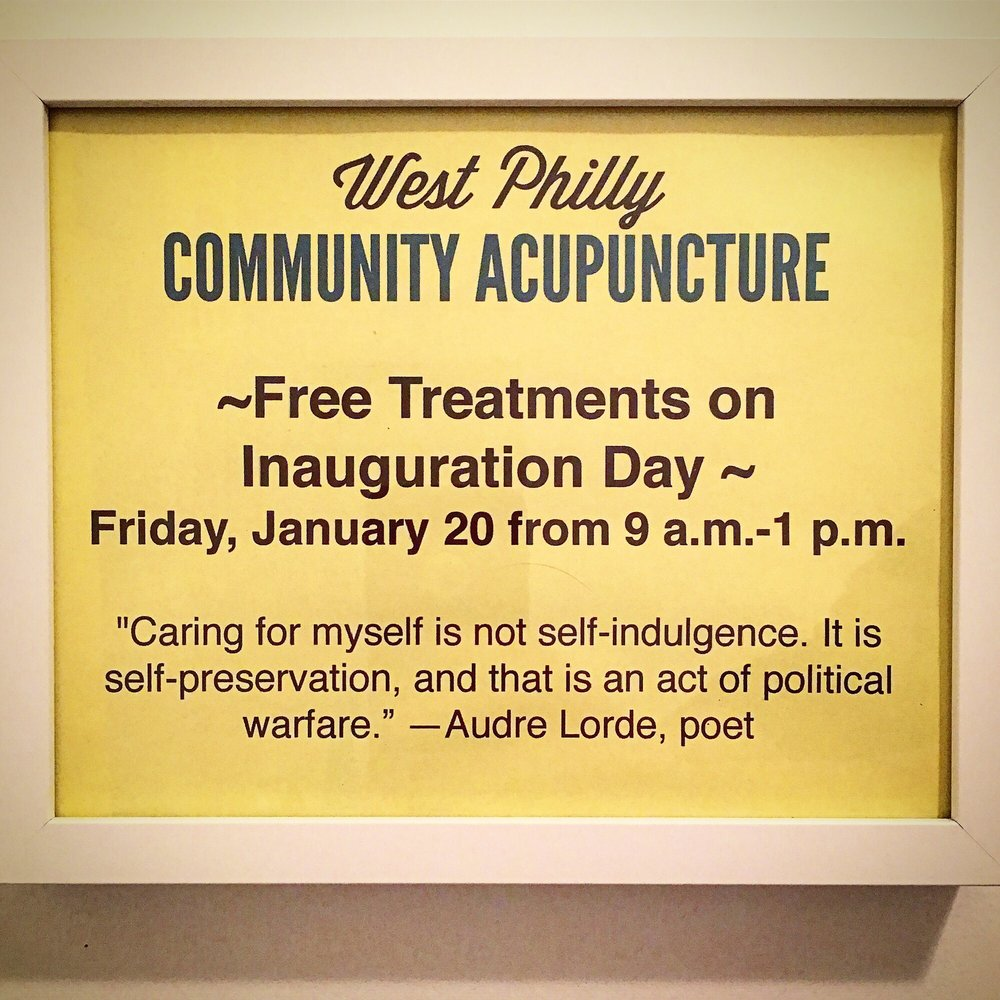 West Philly Community Acupuncture