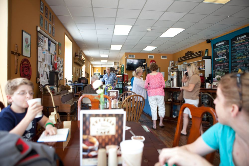 The Bean Cafe: 101 E Water St, Bainbridge, GA