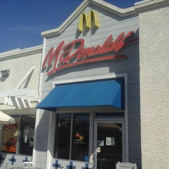 Mc Donalds Newport Beach