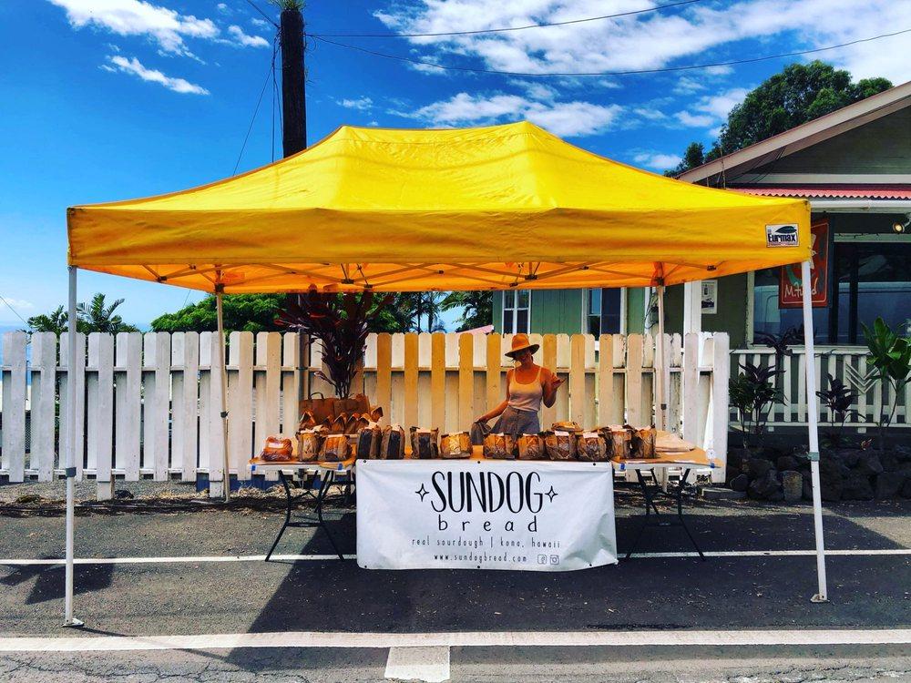 Sundog Bread: 76-5936 Mamalahoa Hwy, Holualoa, HI