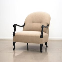 Photo Of Classic Design   Torrance, CA, United States. My Reupholstered  Armchair!