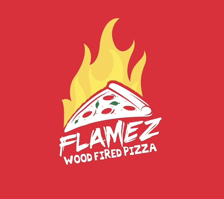 Flamez Wood Fired Pizza: 75 S Black Horse Pike, Gloucester Township, NJ