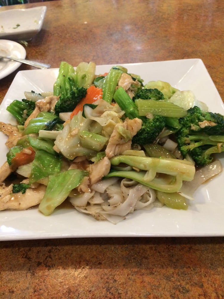 Chicken Chow Fun - Yelp