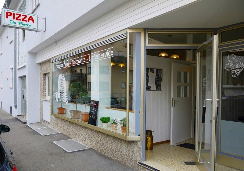 pizza da pietro italian hermannstr 7 kornwestheim baden w rttemberg germany restaurant. Black Bedroom Furniture Sets. Home Design Ideas
