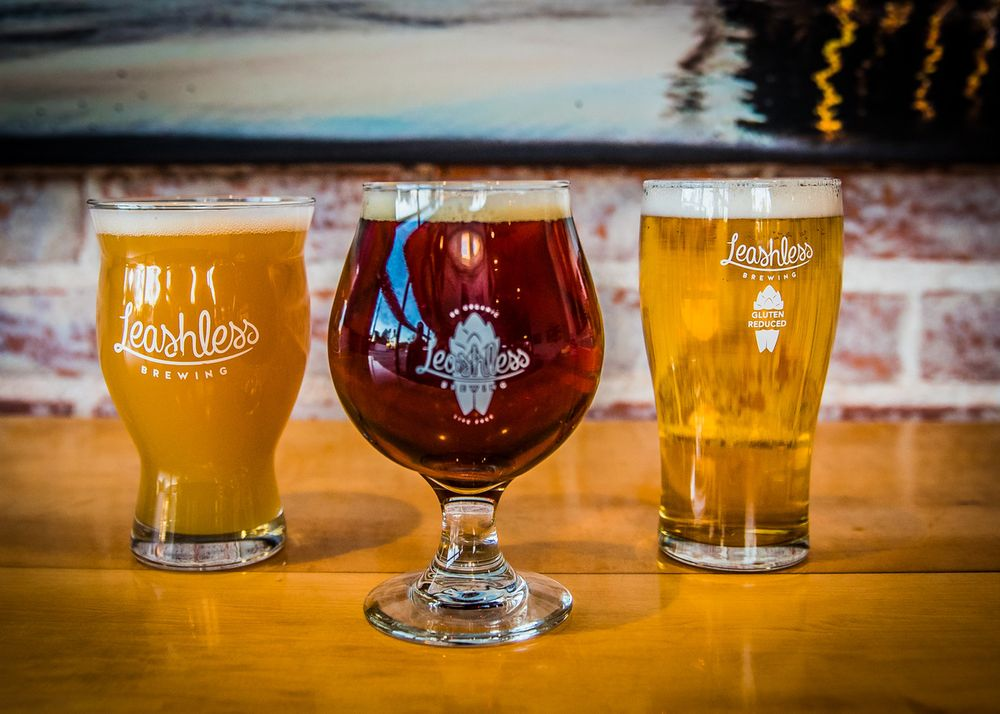 Leashless Brewing: 585 E Thompson Blvd, Ventura, CA