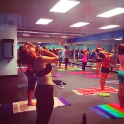 Bikram Hot Yoga 305