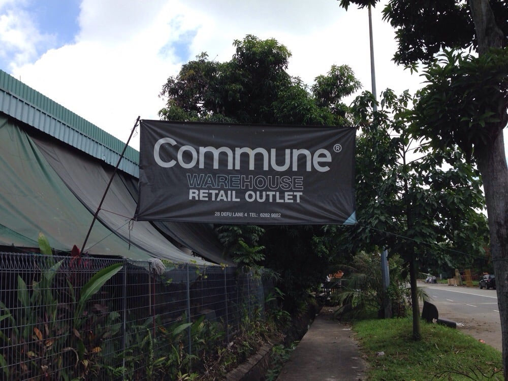 Commune Outlet Store