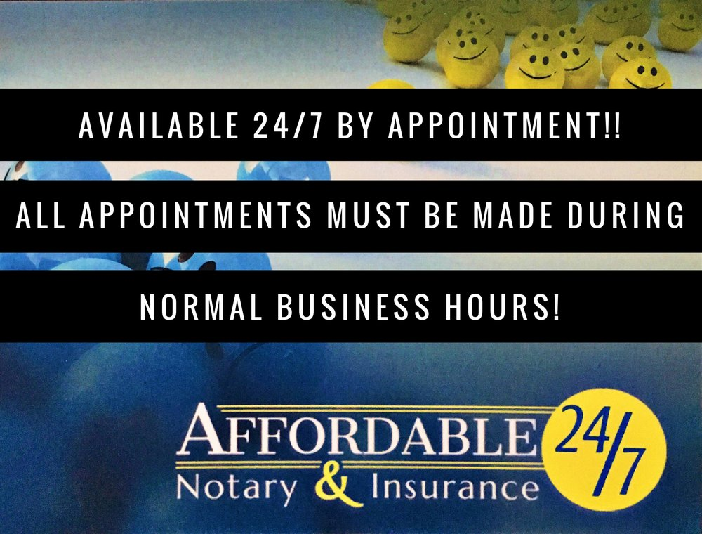 Affordable Notary and Insurance 24/7: 1316 Powers Dr, New Kensington, PA