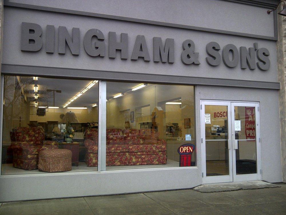 Bingham & Sons: 11 W Main St, Rexburg, ID