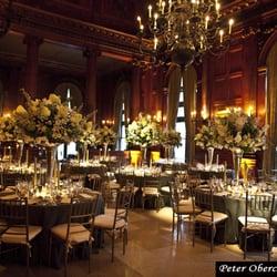 University Club Main Dining Room Wedding Nyc