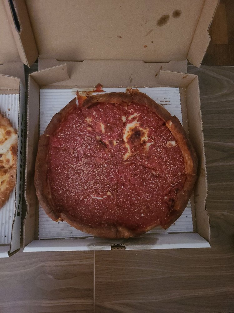 Poseidons Pizza: 8640 Haines Dr, Florence, KY
